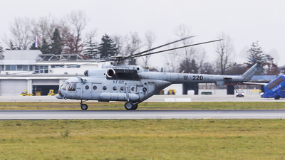 220 - Mil Mi-171Sh Baikal - Croatia - Air Force
