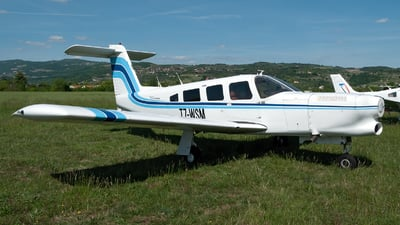 T7-WSM - Piper PA-32RT-300T Turbo Lance II - Private