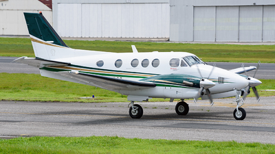 TG-MPM - Beechcraft C90GTi King Air - Private