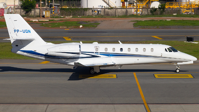 PP-UQN - Cessna 680 Citation Sovereign Plus - Private