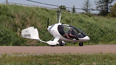 C-GVIO - DTA J-Ro 914 UL - Gyro Aventure
