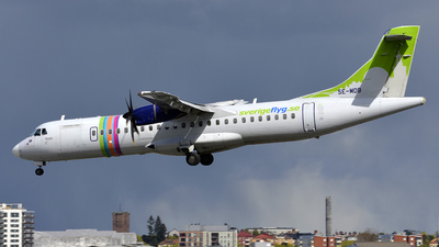 SE-MDB - ATR 72-212A(500) - Golden Air