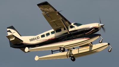 N984JD - Cessna 208 Caravan - Shoreline Aviation