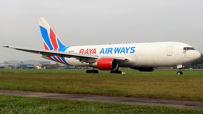 9M-RXA - Boeing 767-223(ER)(BDSF) - Raya Airways