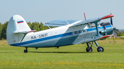 RA-33637 - PZL-Mielec An-2R - Private