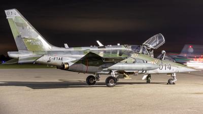 C-FTAE - Dassault-Breguet-Dornier Alpha Jet A - Top Aces