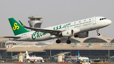 A picture of B1657 - Airbus A320214 - Spring Airlines - © SEN BAI