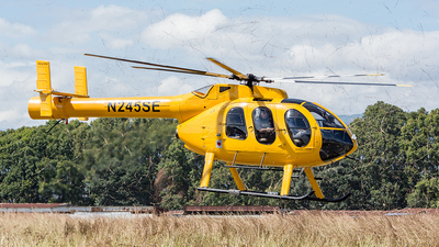 N245SE - MD Helicopters MD-600N - Private