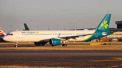 A picture of EILRC - Airbus A321253NX - Aer Lingus - © Dave Potter