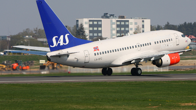LN-RPZ - Boeing 737-683 - Scandinavian Airlines (SAS)