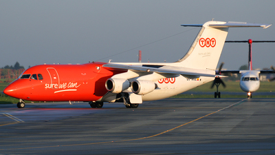 EC-MCL - British Aerospace BAe 146-300(QT) - TNT Airways (Pan Air Líneas Aéreas)