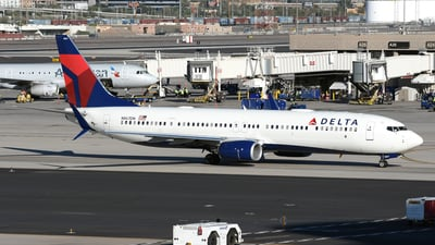 A picture of N867DN - Boeing 737932(ER) - Delta Air Lines - © DJ Reed - OPShots Photo Team