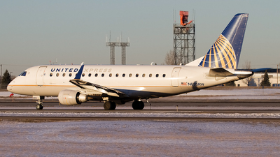 N635RW - Embraer 170-100SE - United Express (Republic Airlines)