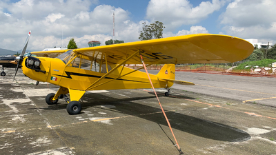 XB-XUS - Piper J-3C-65 Cub - Private