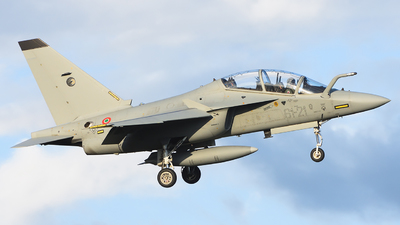 MM55222 - Alenia Aermacchi M-346 Master - Italy - Air Force