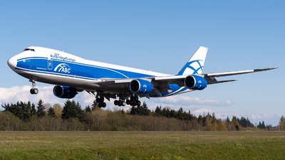 VQ-BIO - Boeing 747-83QF - Air Bridge Cargo