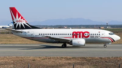 SU-GBL - Boeing 737-566 - AMC Airlines