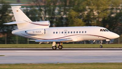D-AUCR - Dassault Falcon 900DX - DC Aviation