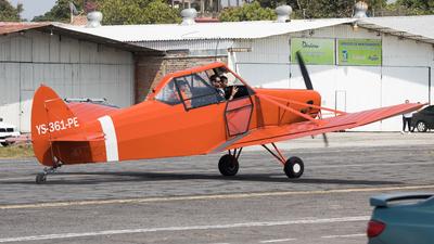 YS-361-PE - Piper PA-25-235 Pawnee - Private