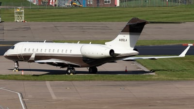 N193LA - Bombardier BD-700-1A11 Global 5000 - Private