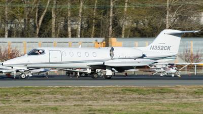 N352CK - Bombardier Learjet 35A - Kalitta Charters