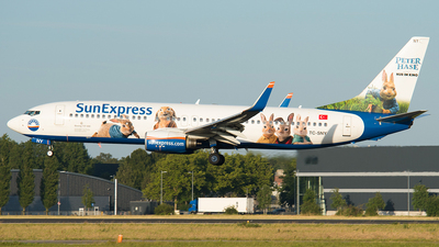 TC-SNY - Boeing 737-8K5 - SunExpress
