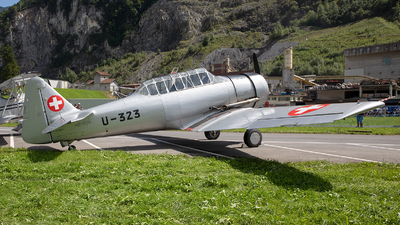 HB-RDN - Noorduyn Harvard II - Private