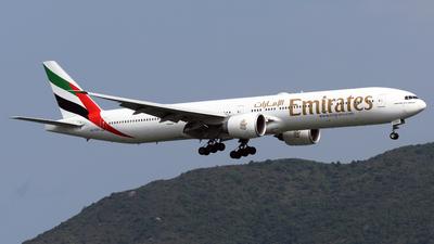 A6-EGU - Boeing 777-31HER - Emirates