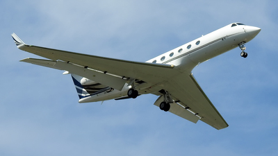 N626JE - Gulfstream G-V - Private