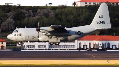165348 - Lockheed C-130T Hercules - United States - US Navy (USN)
