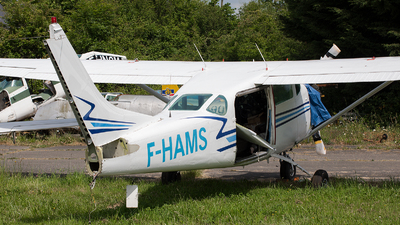 F-HAMS - Cessna U206E Skywagon - Private