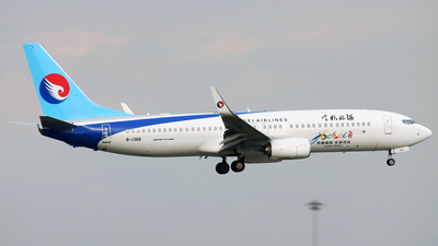 B-1366 - Boeing 737-8LW - Hebei Airlines