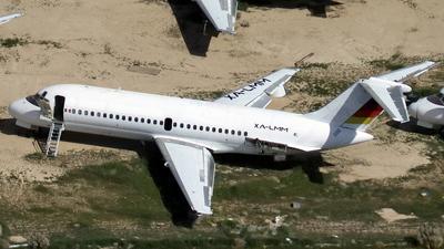 XA-LMM - McDonnell Douglas DC-9-14 - Aero California