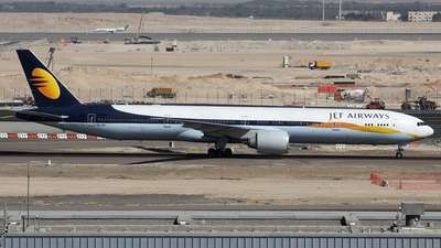 A6-JAE - Boeing 777-35RER - Etihad Airways (Jet Airways)