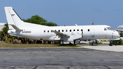 N158SD - Saab 340A - Private