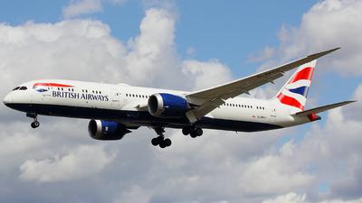 G-ZBKG - Boeing 787-9 Dreamliner - British Airways