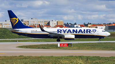 A picture of EIDAO - Boeing 7378AS - Ryanair - © Goncalo Guimaraes