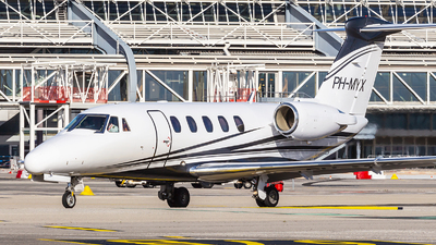 PH-MYX - Cessna 650 Citation VII - JetNetherlands