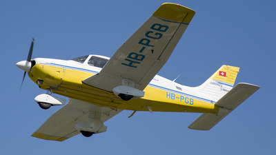 A picture of HBPGB - Piper PA28181 - [288190142] - © Jure Grah