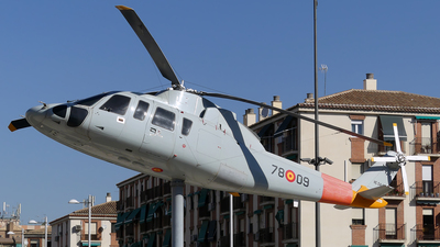 HE.24-9 - Sikorsky S-76A - Spain - Air Force