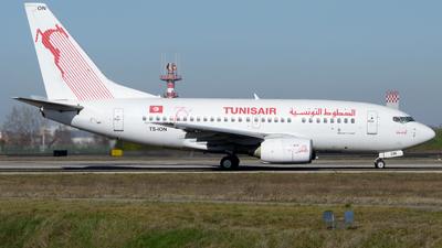 A picture of TSION - Boeing 7376H3 - Tunisair - © Donato Bolelli