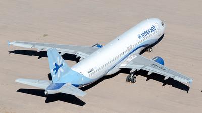 N645AC - Airbus A320-214 - Interjet