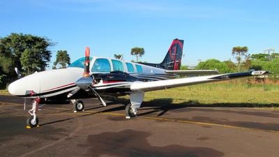 PT-LYY - Beechcraft 58 Baron - Private
