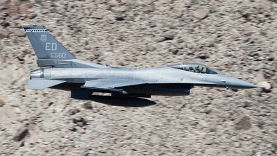 85-1560 - General Dynamics F-16C Fighting Falcon - United States - US Air Force (USAF)