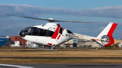 JA129D - Eurocopter EC 135P3 - Nakanihon Air Service