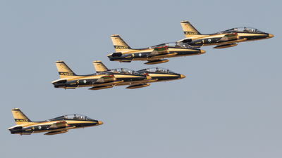 438 - Aermacchi MB-339NAT - United Arab Emirates - Air Force
