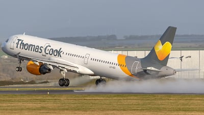 LY-VEC - Airbus A321-211 - Thomas Cook Airlines (Avion Express)