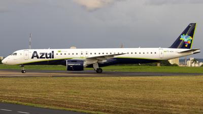A picture of PSAEH - Embraer E195E2 - Azul Linhas Aereas - © Lucas Loreto