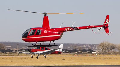 N197SU - Robinson R44 Raven II - SUU Southern Utah University Aviation