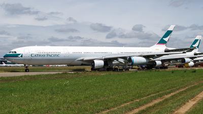 B-HXH - Airbus A340-313X - Cathay Pacific Airways